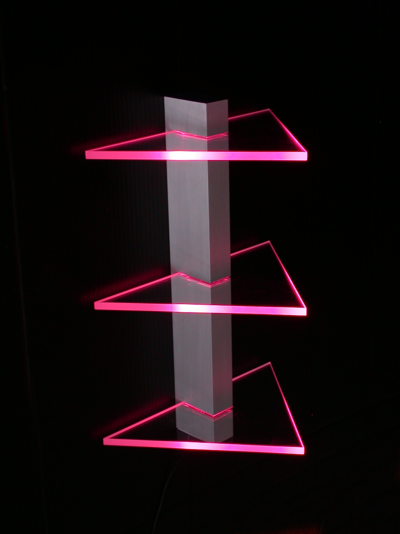 Die Möglichkeiten – LED-Regale